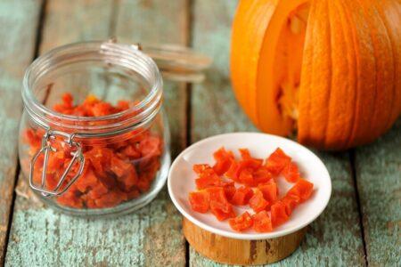 В'ялений гарбуз - чудовий дієтичний продукт | Rosa Food