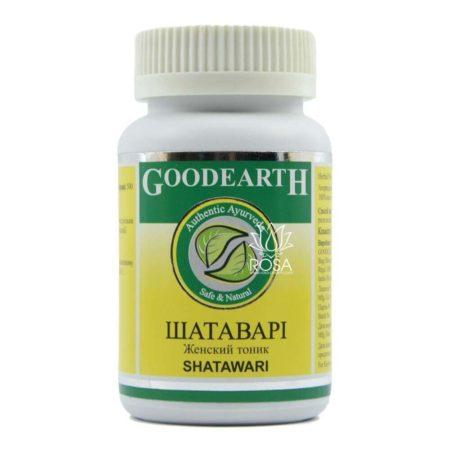 Шатавари (Shatawari, Goodcare Pharma) 60 капсул купить в магазине Роса-Фуд