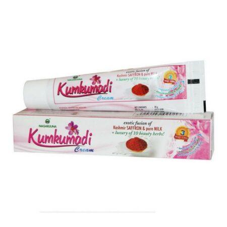 Кумкумади крем (Kumkumadi Cream Nagarjuna) 20 грамм купить в магазине Роса-Фуд