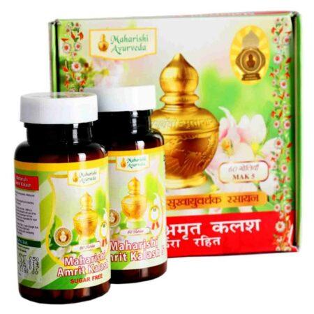 Амрит Калаш без сахара (Amrit Kalash sugar free Maharishi Ayurveda) купить в магазине Роса-Фуд