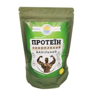 Протеин конопляный ванильный Desnaland 250 грамм купить в магазине Роса-Фуд