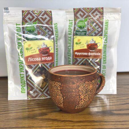 Чай Фруктовая фантазия, Верховинка купить в магазине Роса-Фуд