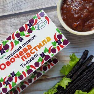 Пастила овощная Ткемали Pasti Food, 50г купить в магазине Роса-Фуд