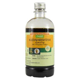 Кутаджаришта (Kudajarishtam Nupal) 450 мл купить в магазине Роса-Фуд
