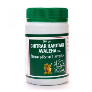 Читрак Харитаки Авалеха (Chitrak Haritaki Avaleha) 300 грамм купить в магазине Роса-Фуд