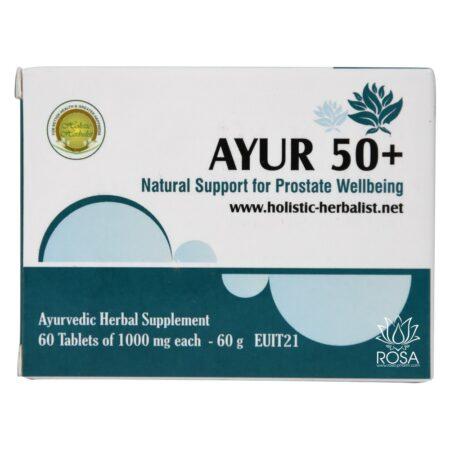 Аюр Пятьдесят плюс (Ayur 50+ Holistic Herbalist) 60 таб купить в магазине Роса-Фуд