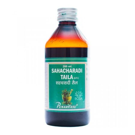 Сахачаради Тайла (Sahacharadi Taila Punarvasu) 200 мл купить в магазине Роса-Фуд