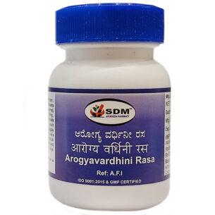 Арогьявардхини Раса (Arogyavardhini Rasa, SDM) купить в магазине Роса-Фуд