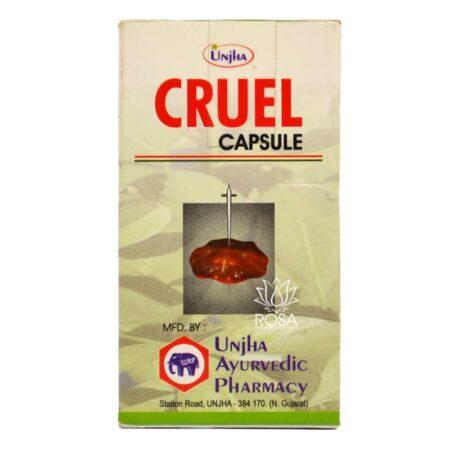 Круель (Cruel Unjha) 30 капсул купить в магазине Роса-Фуд